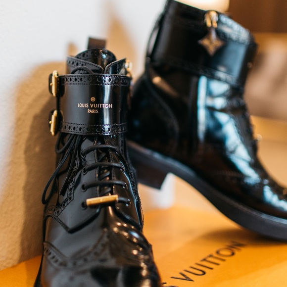 Louis Vuitton Midtown Ankle Boots